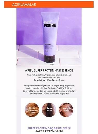 Missha Yıpranmış Saçlar İçin Onarıcı Esans 120Ml Apıeu Super Protein Hair Essence Renksiz
